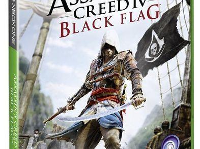 assassins creed iv black flag xboxone