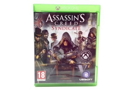 assassins creed syndicate greatest hits xboxone