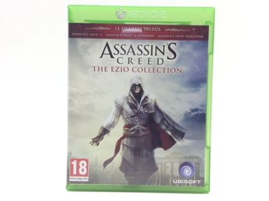 assassins creed the ezio collection xboxone