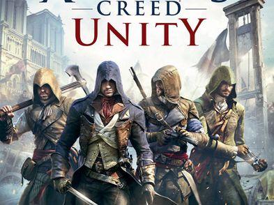 assassins creed unity xboxone