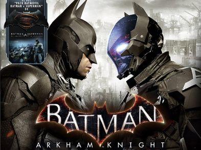 batman arkham knight goty xboxone