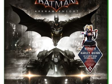 batman arkham knight xboxone