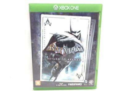 batman return to arkham portugal version xboxone