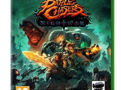 battle chasers: nightwar xboxone
