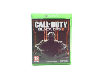 call of duty black ops iii xboxone