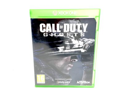 call of duty ghosts xboxone