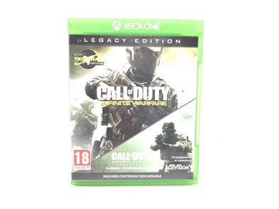 call of duty infinite warfare legacy edition xboxone