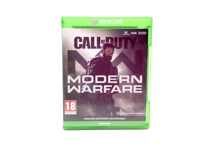 call of duty modern warfare remastered xboxone