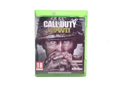 call of duty wwii xboxone