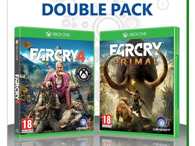 compil far cry 4 + far cry primal xboxone