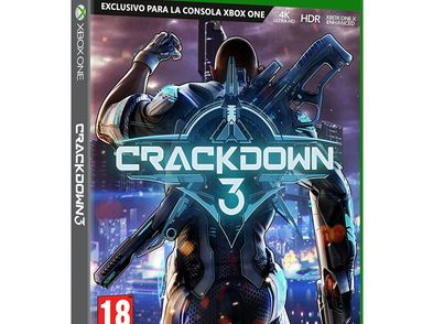 crackdown 3 xboxone