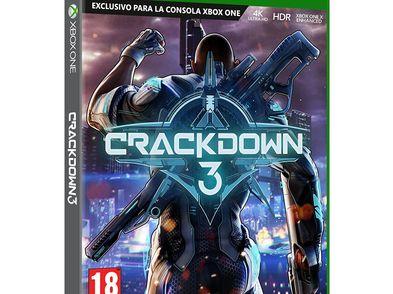 crackdown 3 xboxone