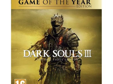 dark souls iii the fire fades edition goty xboxone