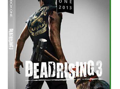 dead rising 3 day one edition xboxone