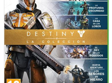 destiny collection xboxone
