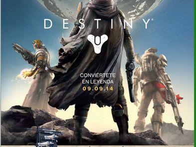 destiny vanguard xboxone