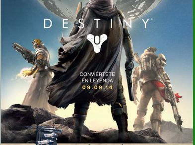 destiny vanguard xboxone