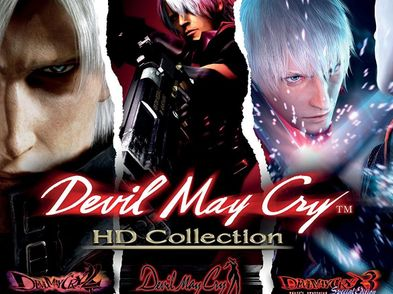 devil may cry collection hd xboxone