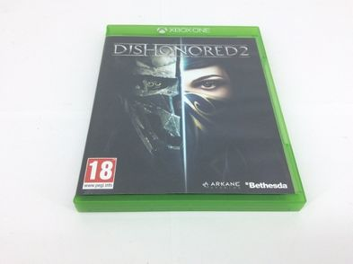 dishonored 2 solo ingles