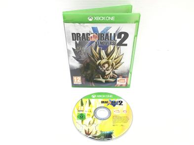 dragon ball xenoverse 2 xboxone