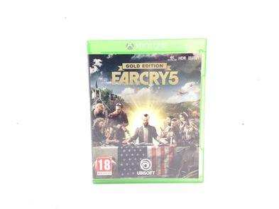 far cry 5 gold edition xboxone