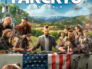 far cry 5 xboxone