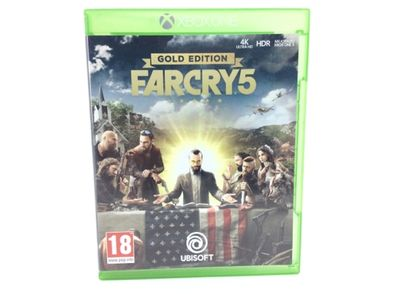 farcry 5 gold edition