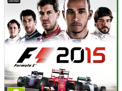 formula 1 2015 xboxone