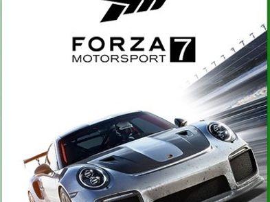 forza motorsport 7 xboxone