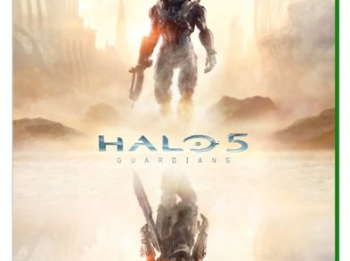 halo 5 guardians xboxone