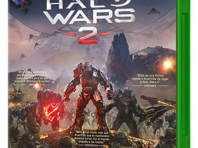 halo wars 2 xboxone