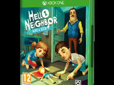hello neigbor hide & seek
