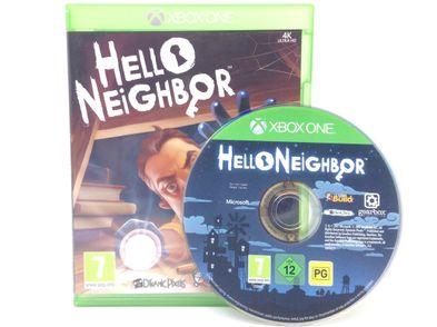 hello neighbor xboxone