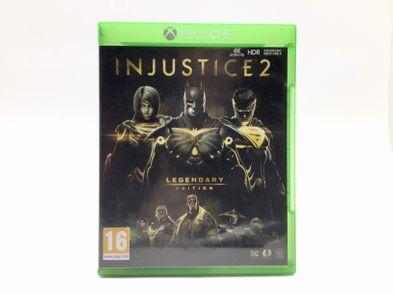 injustice 2: legendary edition xboxone