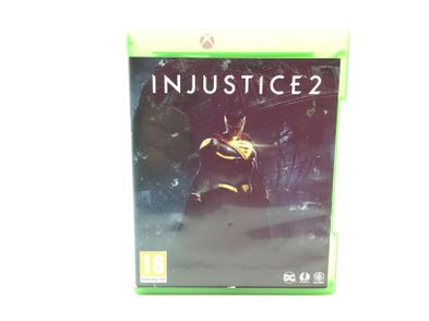 injustice 2 xboxone