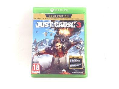 just cause 3 gold edition xboxone
