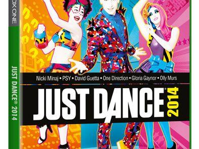 just dance 2014 xboxone