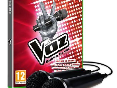 la voz: quiero tu voz xboxone