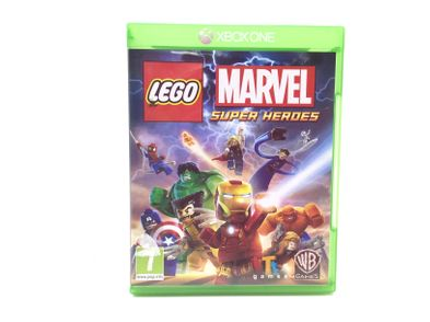 lego marvel superheroes xboxone