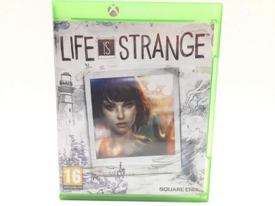life is strange limited edition xboxone