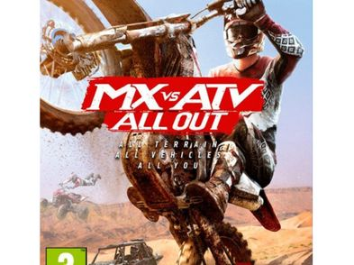 mx vs atv: all out xboxone