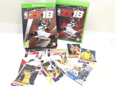 nba 2k18 shaquille o'neal edition