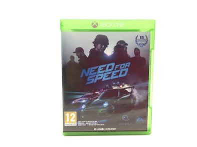 need for speed rivals xboxone