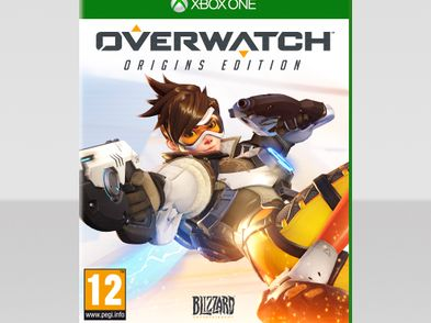 overwatch origins edition xboxone
