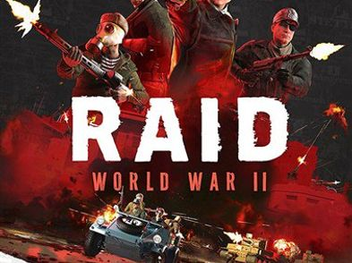 raid: world war ii xboxone