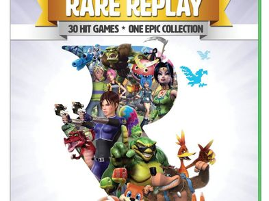 rare replay xboxone