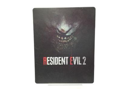 resident evil 2 steelbook xbox one