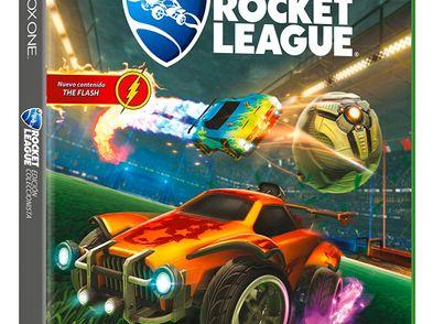 rocket league edicion coleccionista xboxone