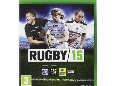 rugby 2015 xboxone