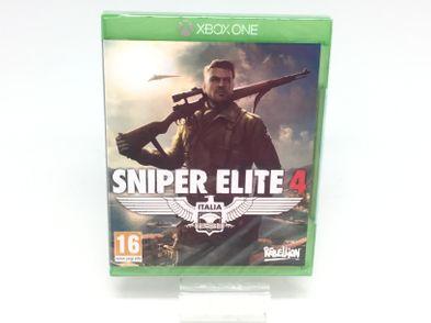 sniper elite 4 xboxone